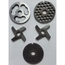 Комплект ножей и решеток для мясорубки МИМ-300