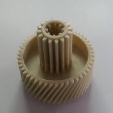 Шестерня мясорубки Vitek, Dex (с мет. втулкой)  (D: 52/22 мм, зуб.: 47/16)