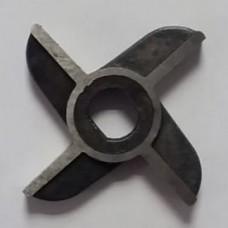 Нож мясорубки МИМ-300 без бурта