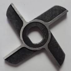 Нож мясорубки МИМ-600 без бурта