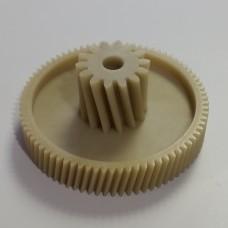 Шестерня мясорубки Panasonic (D: 78/28 мм, зуб.: 78/14)
