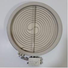 Конфорка на стеклокерамическую электроплиту (однозонная) 1.7кВт 200мм