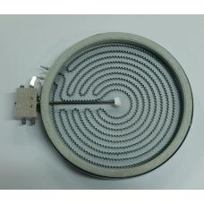 Конфорка на стеклокерамическую электроплиту (однозонная) 2.2кВт 230мм