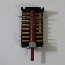 Переключатель конфорочный 9+0 пол. 7LA 800810K