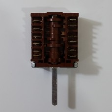 Переключатель конфорочный 4+0 пол. 302UN