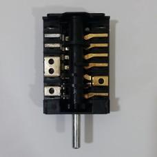 Переключатель конфорочный 4+0 пол. ПМ-5 880