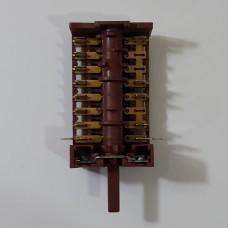 Переключатель конфорочный 7+0 пол. 300SA