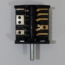 Переключатель конфорочный 6+0 пол. ПМ-7 856