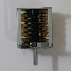Переключатель конфорочный 6+0 пол. 309UN